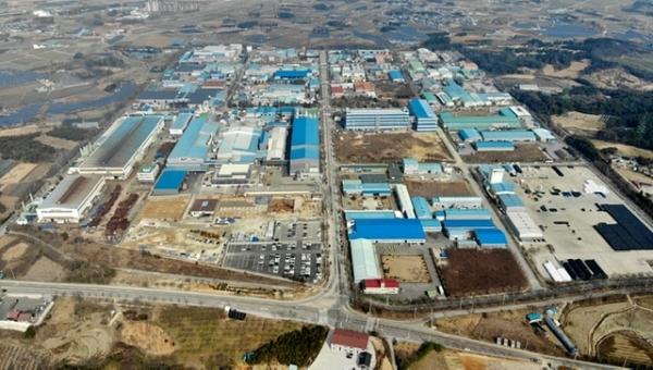 정읍시 제3 일반산업단지 (사진제공=정읍시)